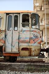 FCE: Catania Borgo (Helgoland01) Tags: fce circumetnea schmalspurbahn eisenbahn railway sicilia sizilien italia italien catania narrowgaugerailway