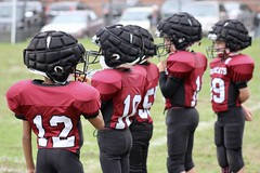 Bethel Football 8u (teddiferraro) Tags: awaygame maroon family games game families tackling balls boys bethel brothers coaches coach cheer cheerleader cheerleaders catching cleats down defence eight eights helmet team helmets friends fun football friend field first firstgame footballs fans fan offence friendship girls girl homegame homegames runningback home wildcats wildcat myteamisbetterthanyours touch touchdown touchdowns practice practices sports sport scrimmage 8u 8us white boy