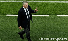 Ancelotti: Italy's Stadiums Aggressive and Do not Suit Families (The Buzz Sports) Tags: bayernmunich carloancelotti italy italystadiums parisstgermain realmadrid