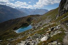 Lutersee (UR) (Toni_V) Tags: m2409225 rangefinder digitalrangefinder messsucher leicam leica mp typ240 type240 28mm elmaritm12828asph hiking wanderung randonnée escursione uri urserental bergsee mountainlake urschnerhöhenweg lutersee trail wanderweg sentiero alps alpen landscape switzerland schweiz suisse svizzera svizra europe ©toniv 2018 180915