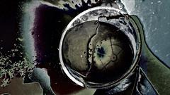 die kamera ist im eimer...?!? (yakkay43) Tags: 水桶 bucketlöffel eimer schaufel kübelpaileimer kübel eimerchenbintonne kasten bunkerpailfuleimer seau mit wasser sony kamera selfy selbstbildnis nex 7