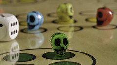 Game man get mad creepy (norbert.wegner) Tags: macromondays trickortreat