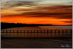 180917_0754_Zingst R.jpg (juergenfrother) Tags: sky himmeldramatisch seebrücke meer sunset buhnen sonnenuntergang ostsee zingst cloudsstormssunsetssunrises