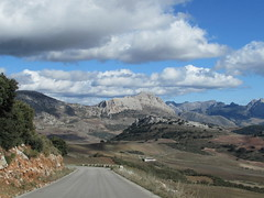 IMG_8483 (Rev Paul O'Connor) Tags: antequera torcal mountain limestone rock cloud