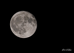 Moon 09/25/18 (lanz-wolf76) Tags: moon