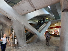 Lisbon Oriente Train Station (VJ Photos) Tags: hardison portugal lisbon garedooriente