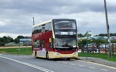 EYMS - 811 (Hesterjenna Photography) Tags: volvo b5tl mcv evoseti hull east yorkshire service bf67ghv eyms psv bus decker eastyorkshire