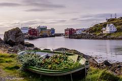Nyksund (Petra Schneider photography) Tags: vesterålen langøya nyksund boat nordland
