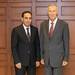 WIPO Director General Meets Head of Morocco's Copyright Office