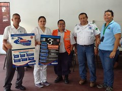 Taller de primeros auxilio en Mejicanos - SS - 04Oct18 d