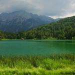 Bayern - Mittenwald: Lautersee thumbnail