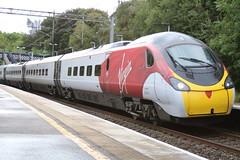 Virgin 390002 @ Kidsgrove (uksean13) Tags: 390002 alstom kidsgrove pendolino virgin train transport railway rail canon 760d ef28135mmf3556isusm
