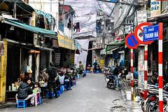 Old Quarter, Hanoi (Valdas Photo Trip) Tags: vietnam hanoi street photography
