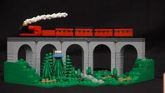 MOC at Skaerbaek Fan Weekend (OrangeALEX99) Tags: lego otlug afdl afdlit afol moc brick diorama minifig minifigs skaerbaek sfw