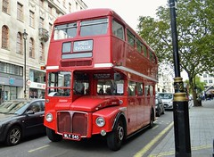 RM545 WLT545 (PD3.) Tags: london bus buses england uk sight seeing sightseeing psv pcv aec routemaster rm545 rm 545 wlt545 wlt