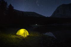 Acampada bajo las estrellas (jesus.marinm) Tags: ibondeplan landscape paisaje pineta pirineos pyrenees