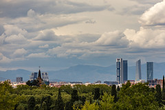 Skyline de Madrid