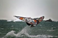 Photos Marco BP (34) (marcbihanpoudec) Tags: plancheàvoile porspoder vent presquiledesaintlaurent vagues
