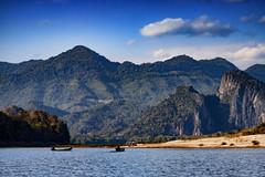 Laos & The Mekong (El-Branden Brazil) Tags: laos laotian luangprabang asia asian mekong southeastasia