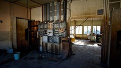 2018-10-16_06-26-50 (A.K. 90) Tags: abandoned urbex urban verlassen old alt lostplace fabrik produktion production industrial industrie industry sonyalpha6000 samyang12mm20 inside room infiltration