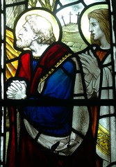 [66966] Roughton : Henry Spurrier Window (Budby) Tags: roughton lincolnshire church window stainedglass