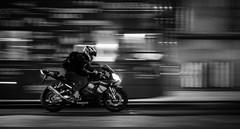 Street (M. J. Black) Tags: people peoplephotography street streetphotography streetphoto streetphotograph streets streetscene streetportrait blur motionblur motor motorbike motorcycle oxford bw bwphotography mono monochrome monochromephotography 50mm 50mmf18 canon canon50 canon50mm