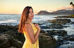 Janice @ Ko'Olina Resort 10:18 03 (JUNEAU BISCUITS) Tags: portrait portraiture model hispanic beauty glamour hawaiiphotographer hawaii nikon koolina