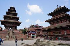 Nagarkot 07 (tomomega) Tags: nagarkot nepal ナガルコット ネパール 寺 寺院 temple