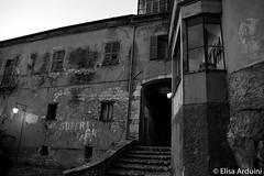 Fumone (ElisaArduini) Tags: fumone frosinone italy italia monocromo bw architettura edificio photography fotografia flickr photo photos foto nikon d3200 nikond3200
