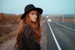 DSCF3678-Edit (KirillSokolov) Tags: girl portrait sunset autumn road way redhead redhair fujifilm xtrance mirrorless kirillsokolov ivanovo 352 fujinon девушка портрет рыжая дорога осень закат кириллсоколов беззеркалка