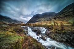 River Coe (petebristo) Tags: landscape scotland waterfall waterscape landscapes laowa nikon nikon850 laowa12mmf28