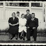 Archiv R564 Komplette Familie, 1930er thumbnail