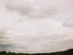 Overcast sky (Matthew Paul Argall) Tags: kodakbrownieii fixedfocus 110 110film subminiaturefilm lomographyfilm 200isofilm meniscuslens cloud cloudy clouds sky overcastsky overcast cloudysky