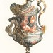 Hercules and griffin jug by Johan Teyler (1648-1709). Original from the Rijks Museum. Digitally enhanced by rawpixel.