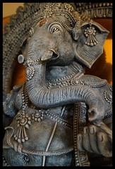 Ganesha (indianature13) Tags: ganesha ganpati vinayaka pillaiyar vinayagar ganesh idol sculpture hindugod elephantgod indianature 2018 october culture religion hinduism heritage tradition sonyrx1r art papiermachesculpture tamilnaduhandicrafts papiermacheganesha