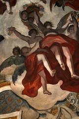 Deckengemälde (gripspix (OFF)) Tags: 20180819 kapellenkirche rottweil germany deutschland badenwrttemberg barock baroque painting gemälde