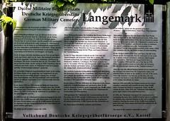 Deutscher Soldatenfriedhof Langemark (Eric@focus) Tags: 19141918 wwi flanders german
