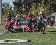2018WP7-NWCOUGHM469 (sumnervalleywolfpack) Tags: action activity athletics daylight football footballorganization outdoorsports outdoors performance practice recreation sportsgame sportsphotography teambuilding teamplayer teamspirit teamsports washingtonfootball wolfpack youthsports 98390 washington usa