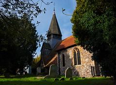St Peter & St Paul's Church, Worth (joshtilley) Tags: stpeterstpaul stpeterstpaulworth stpeterandstpaul stpetersandstpauls stpeterandstpaulschurch stpetersandstpaulschurch stpeterandstpaulschurchworth worthchurch worthkent kentchurch kent eastkent sandwich deal worthdeal saintpetersaintpaul saintpeterandsaintpaul ukchurch britishchurch englishchurch medievalchurch medievalarchitecture medievalbuilding medieval medievalera 12thcenturychurch 12thcentury 12thcenturyarchitecture normanchurch norman normanarchitecture normanera