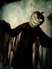 Choppers (Creepella Gruesome) Tags: iphone6splus hipstamatic halloween autumn fall jackskellington pumpkinking scary creepy phantasm