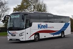 SF18MYM  Kineil, Fraserburgh (highlandreiver) Tags: sf18mym sf18 mym kineil coaches fraserburgh aberdeenshire vdl futura 2 bus coach gretna green scotland scottish