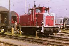 DB 360277-8 (bobbyblack51) Tags: db class 360 krupp c diesel shunter 3602778 2602779 v60277 bw dortmund 2001