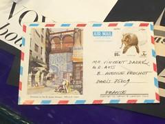 B71FD7B8-9692-4A8F-95B4-8394F379942F (Paris Breakfast) Tags: envelopes letters
