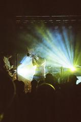 Foxing IV (Patrick_Lynch) Tags: film 35mm kodak concert rock punk emo bands music night