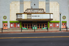 Auburn Schine Theater (wsquared photography) Tags: abandoned buildings artdeco theatres architecture