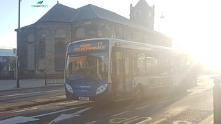 Stagecoach South Shields: NK61 EDP/36479