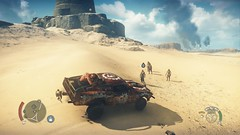 Mad Max_20181011232520 (Livid Lazan) Tags: mad max videogame playstation 4 ps4 pro warner brothers war boys dystopia australia desert wasteland sand dune rock valley hills violence motor car automobile death race brawl scenery wallpaper drive sky cloud action adventure divine outback gasoline guzzoline dystopian chum bucket black finger v8 v6 machine religion survivor sun storm dust bowl buggy suv offroad combat future