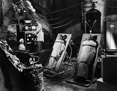 Mwa-ha-ha... (e r j k . a m e r j k a) Tags: frankenstein horror movie still vintage 1943 halloween erjk hollywood explore