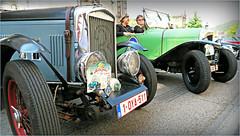 Aux Rétrofolies de Spa, Belgium (claude lina) Tags: claudelina belgium belgique belgië spa rétrofolies rétrofolies2018spa auto voiture car véhicule oldcar vieillevoiture