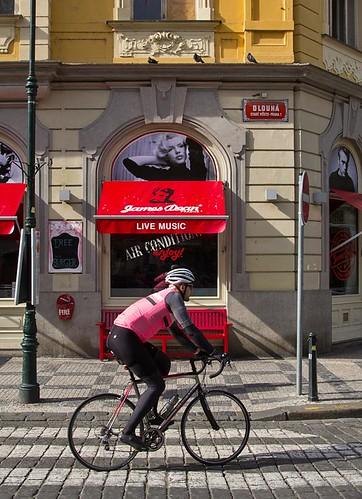 James Dean Diner, Prague